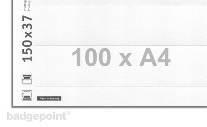 Pliegos impreso blanco 15037