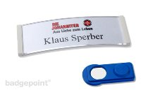 "Name badge polar® 20 ""classic"""