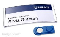 "Name badge polar® 35 ""classic"""