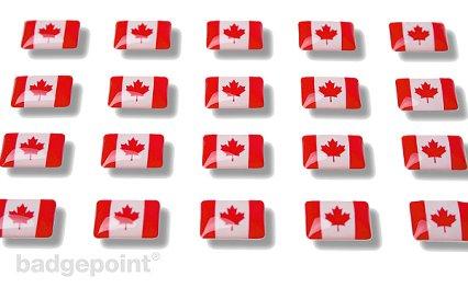 """Flaggensticker """"Kanada"""""""